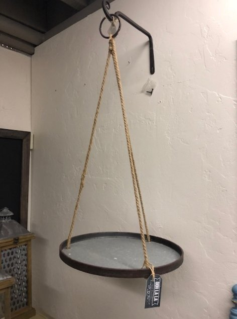 Hanging Tray Medium