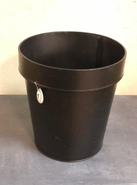 Tin Pot W/Number 1
