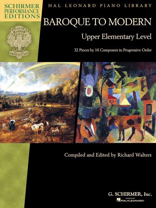 Baroque To Modern Upper Elementary Level