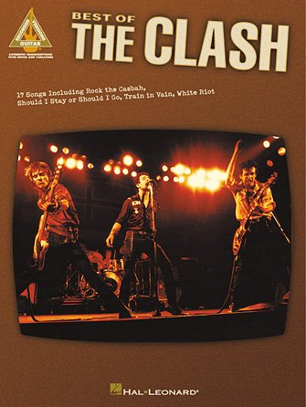Best of The Clash (Guitar TAB)