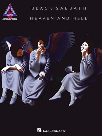 Black Sabbath Heaven and Hell (Guitar TAB)