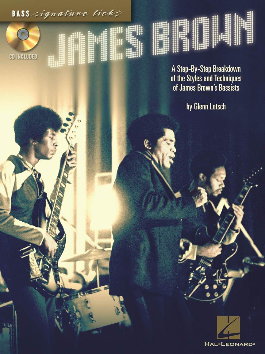 James Brown Bass Signature Licks
