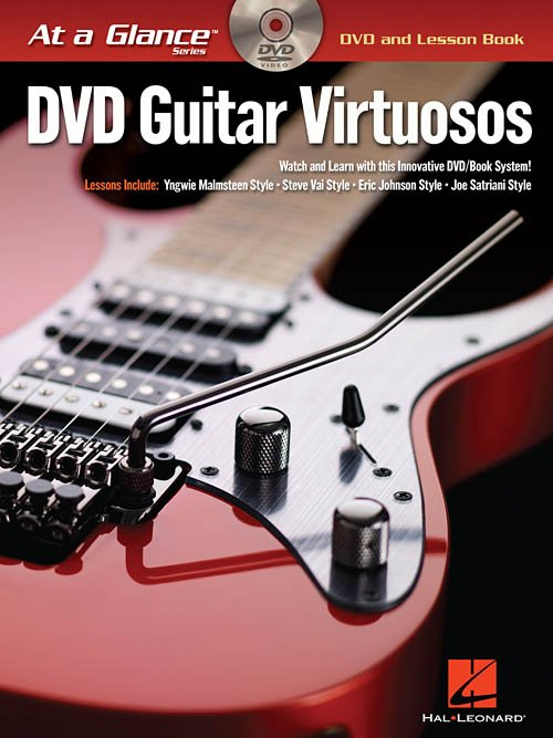 DVD Guitar Virtuosos