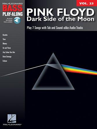 Pink Floyd Dark Side Of The Moon Vol. 23 Bass Play-Along (CD)