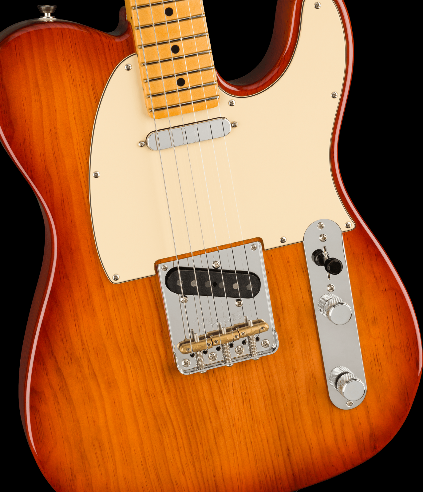 Fender American Professional II Telecaster Maple Neck - Sienna Sunburst