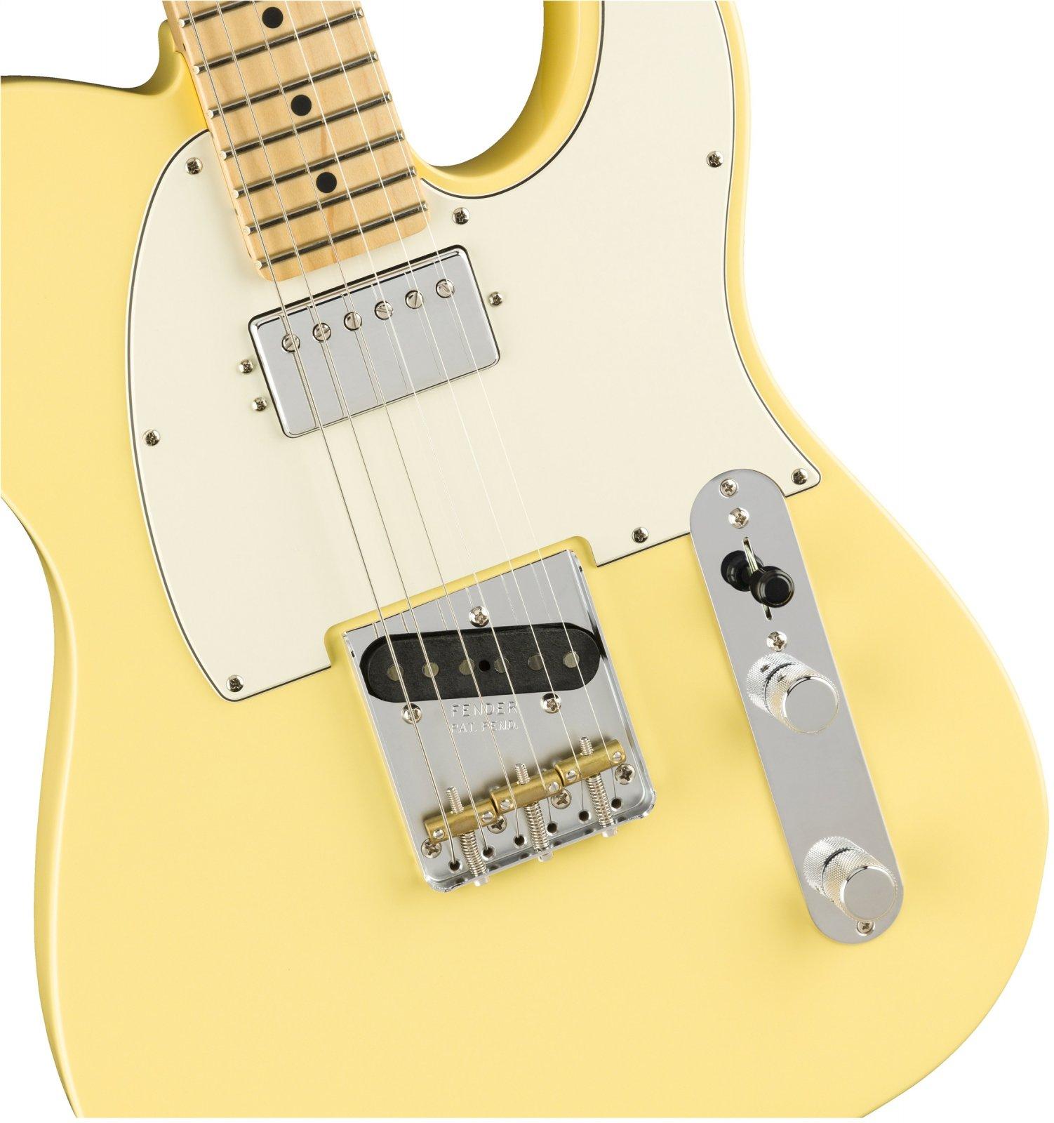 Fender American Performer Telecaster Humbucker - Vintage White