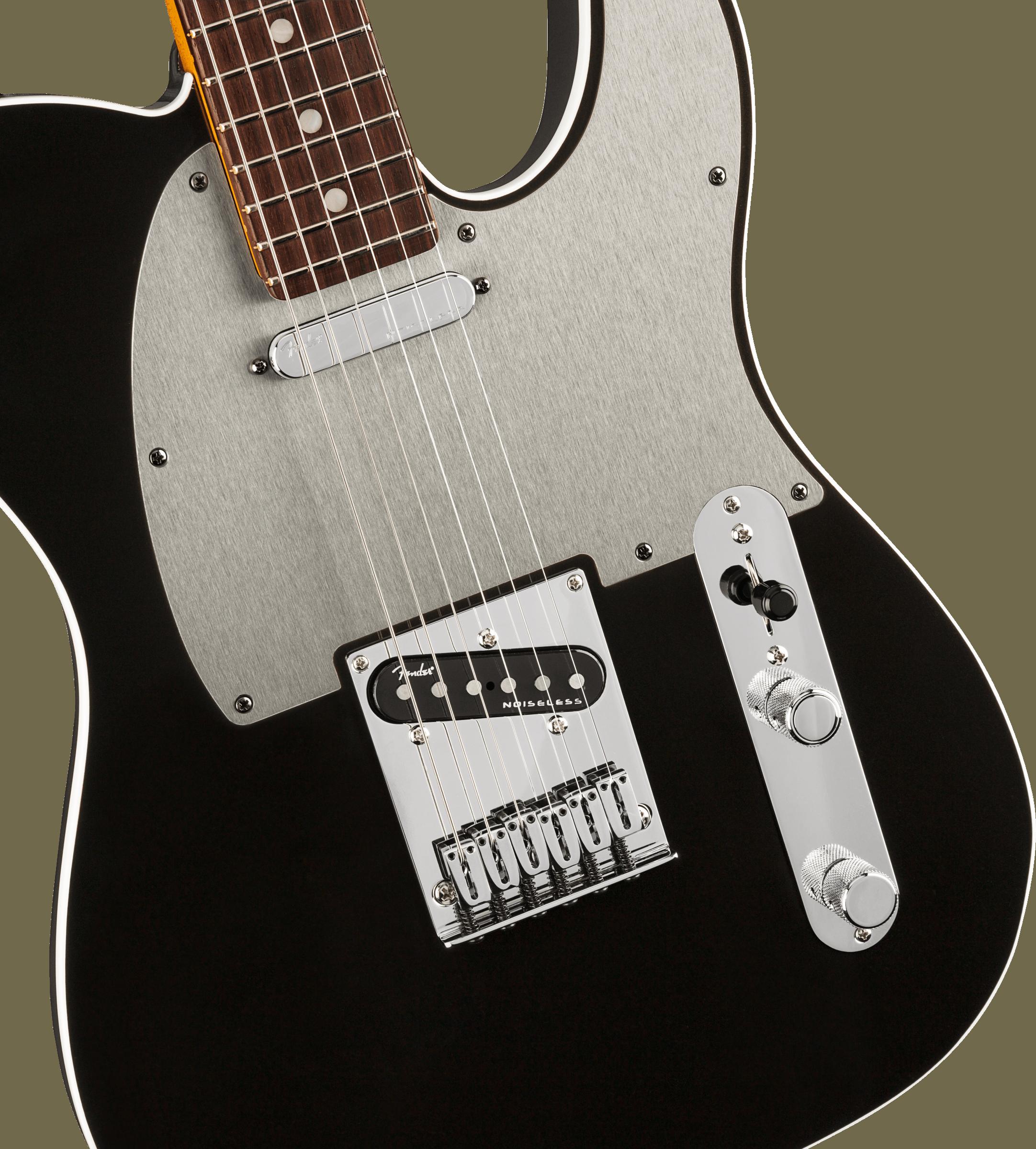 Fender American Ultra Telecaster  Texas Tea