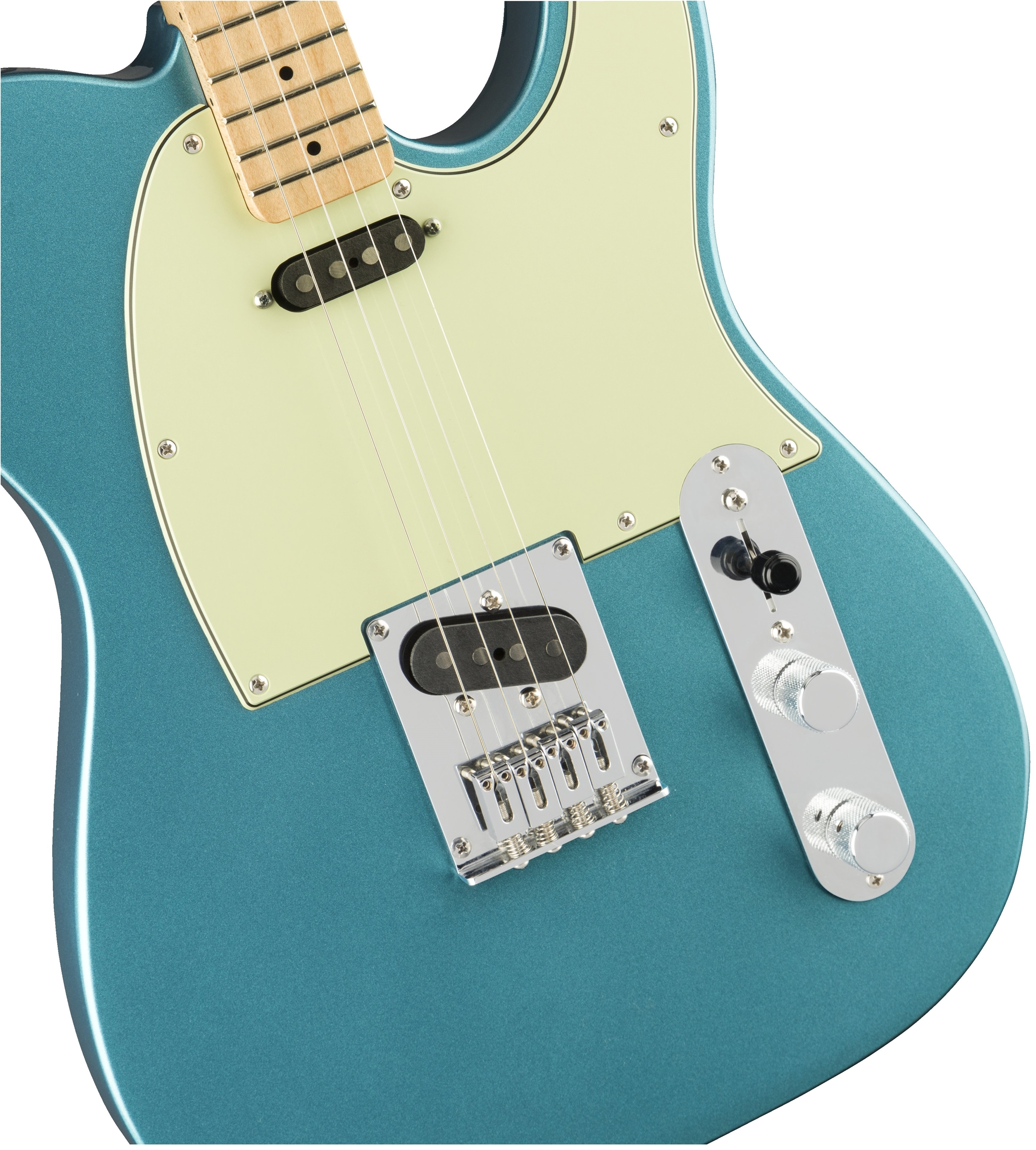 Fender Tenor Telecaster - Lake Placid Blue
