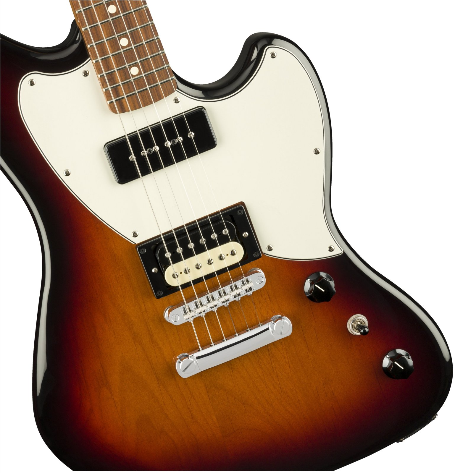 Fender Alternate Reality Powercaster - 3 Tone Sunburst