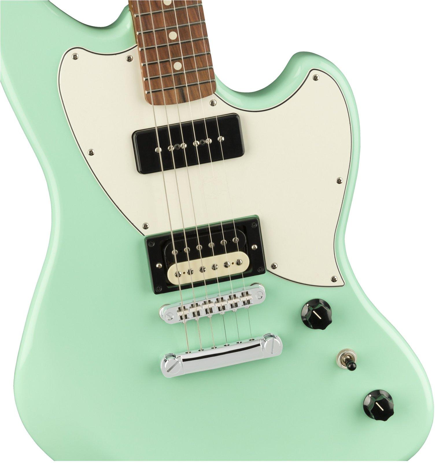 Fender Alternate Reality Powercaster Surf Green