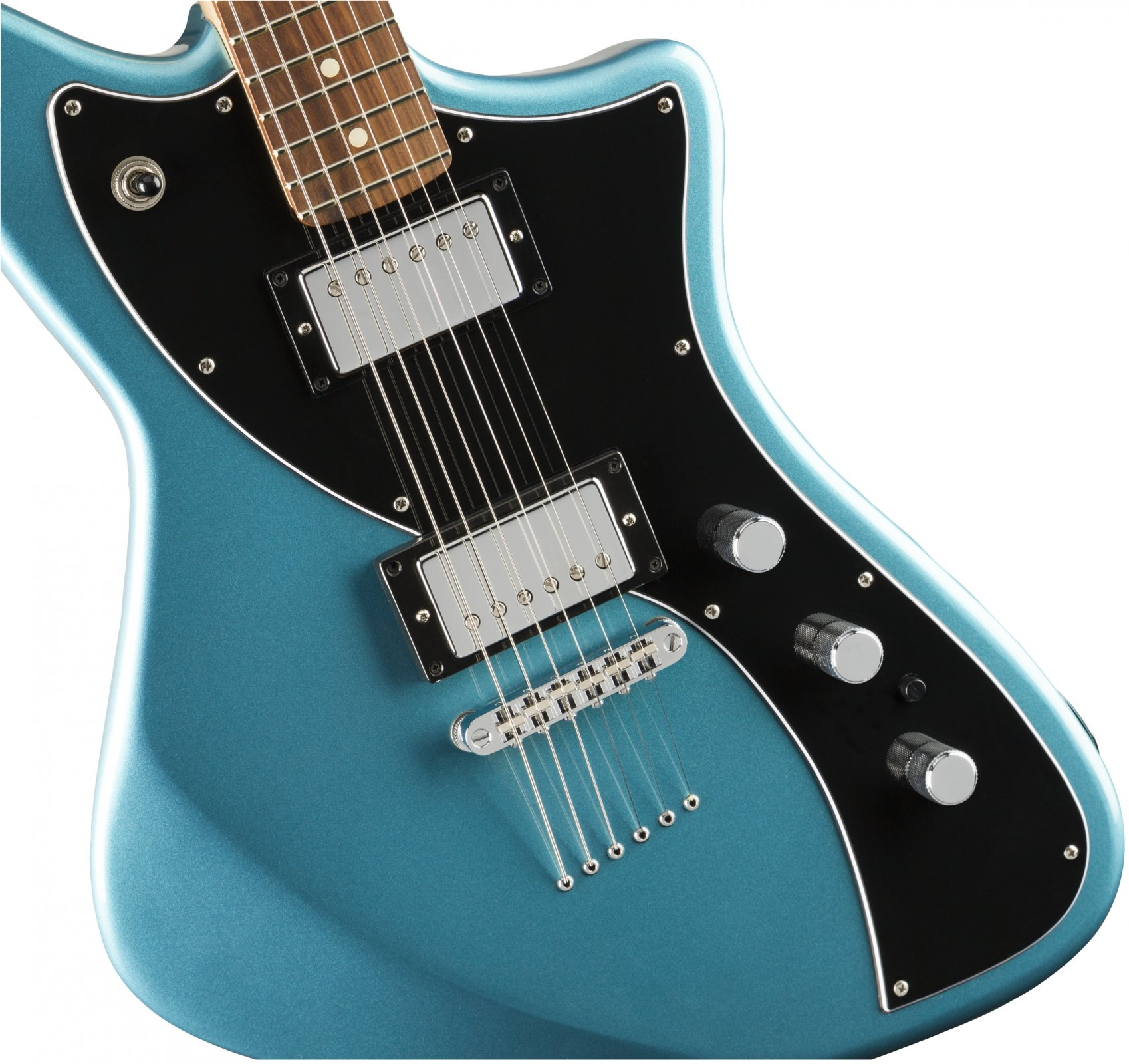 Fender Meteora HH - Lake Placid Blue