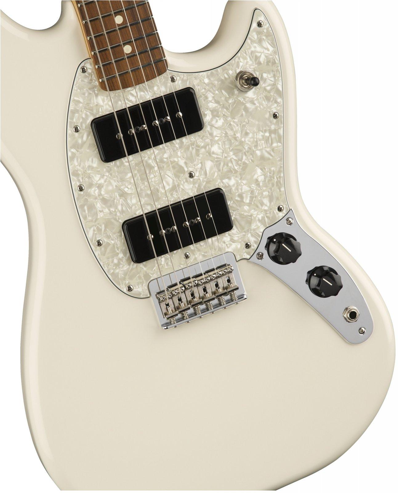 Fender Mustang 90 - Olympic White