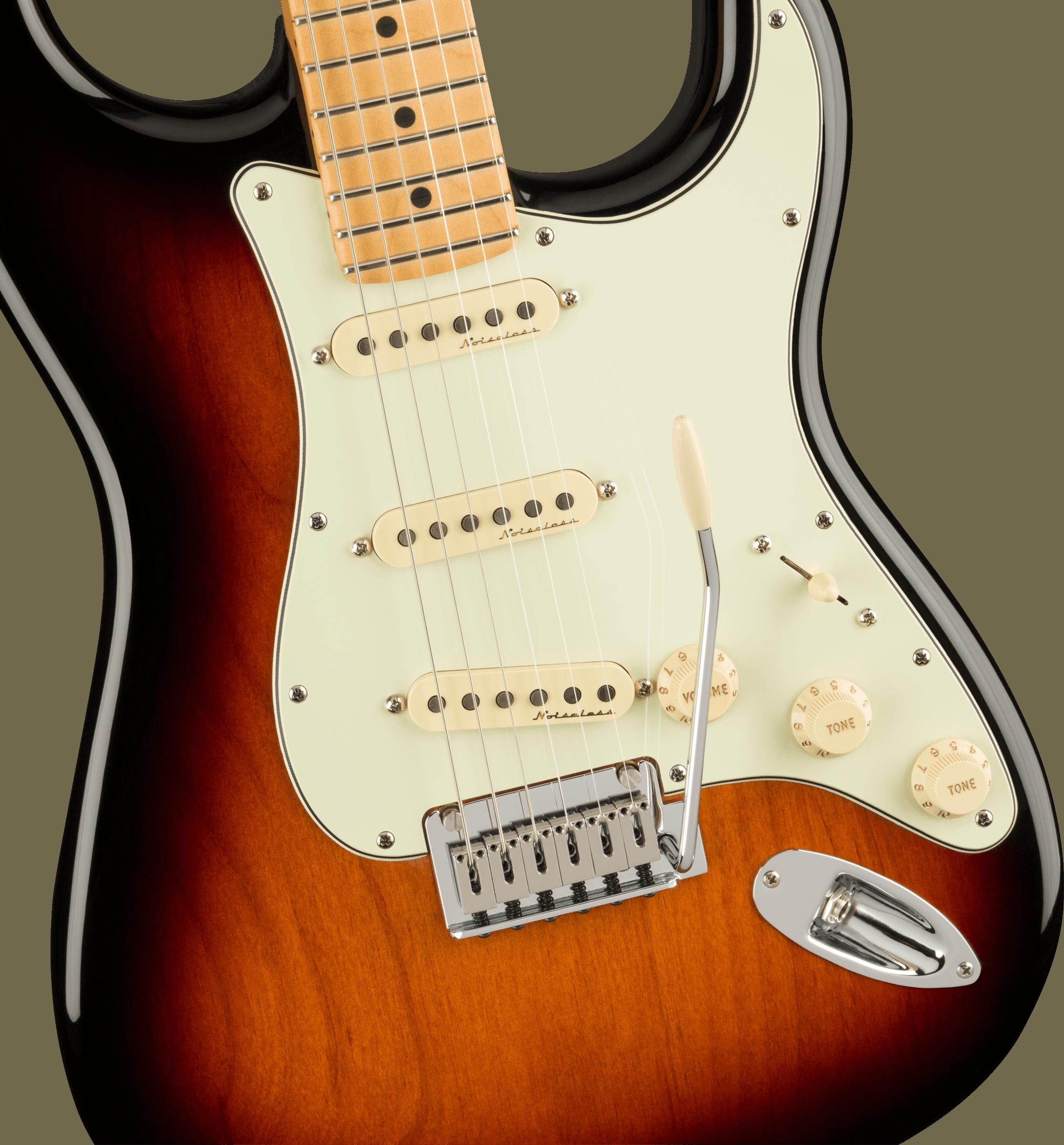 Fender Player Plus Stratocaster - 3 Color Sunburst