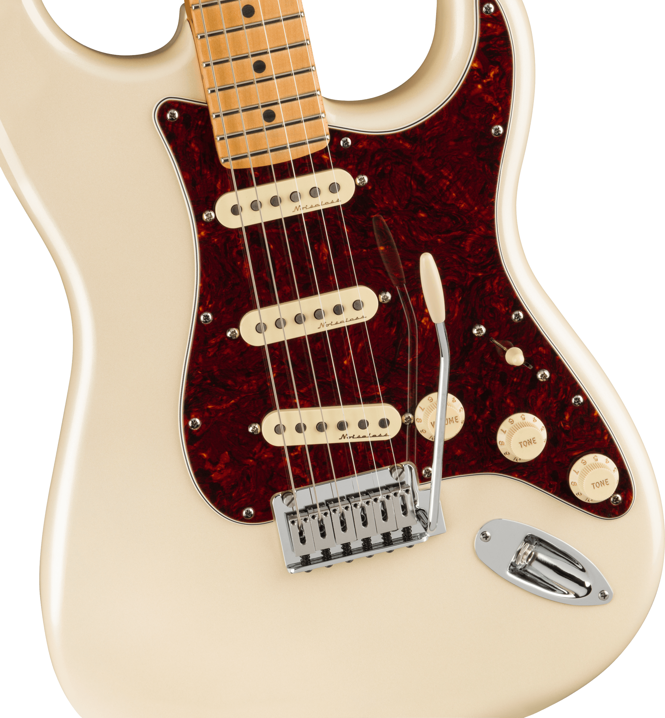 Fender Player Plus Stratocaster - Olympic Pearl