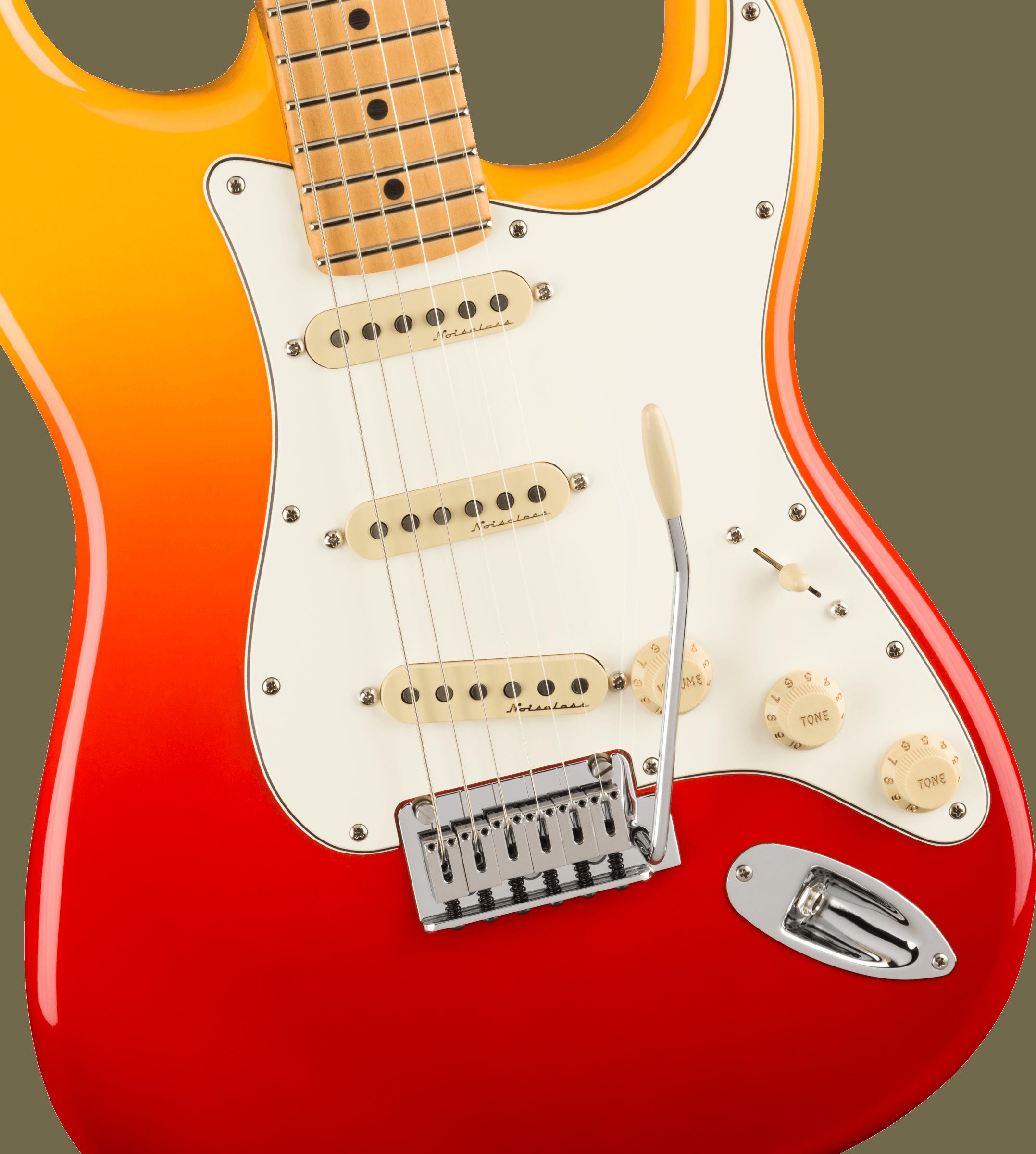 Fender Player Plus Stratocaster-  Tequila Sunrise