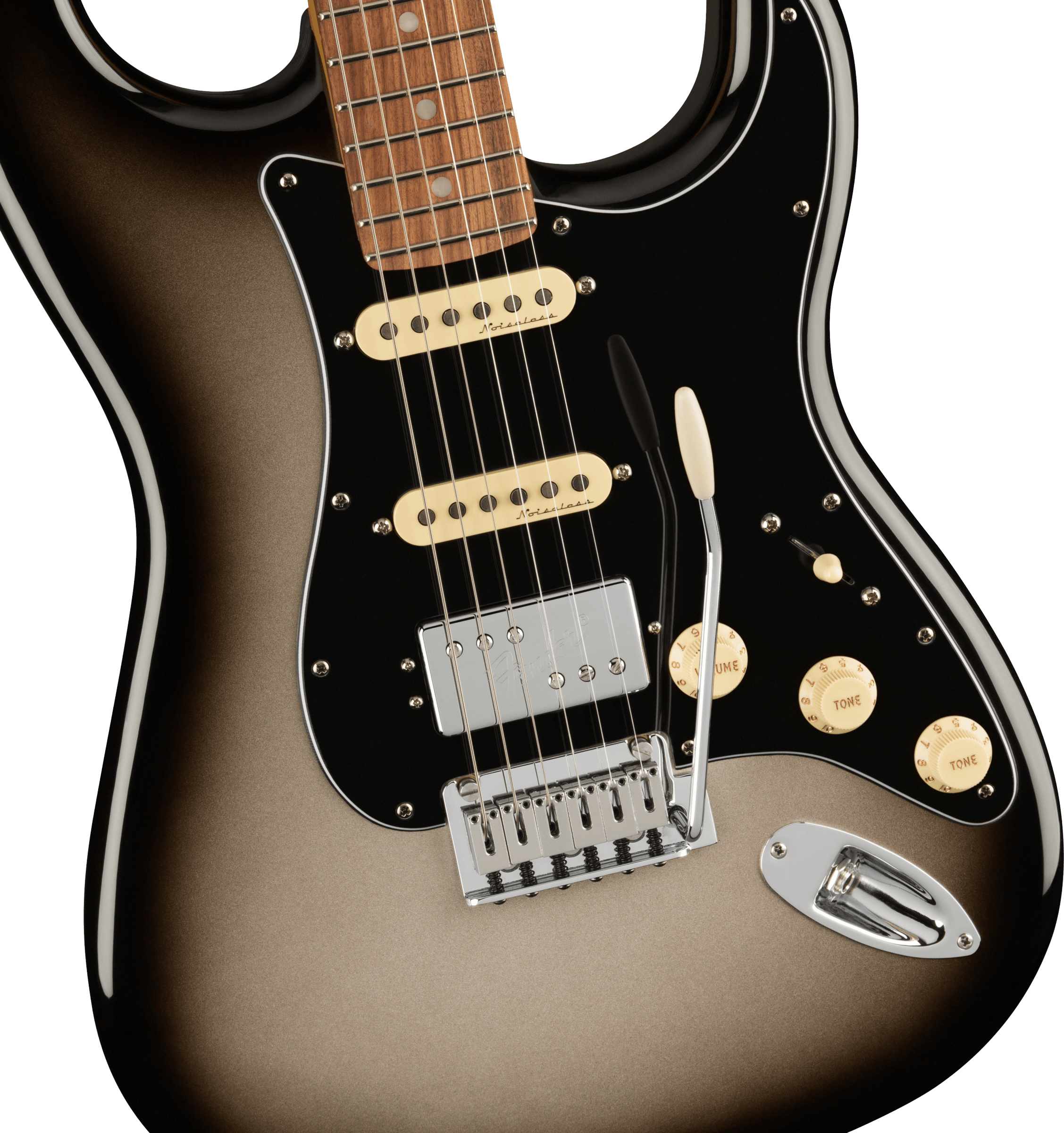 Fender Player Plus Stratocaster HSS - Silverburst