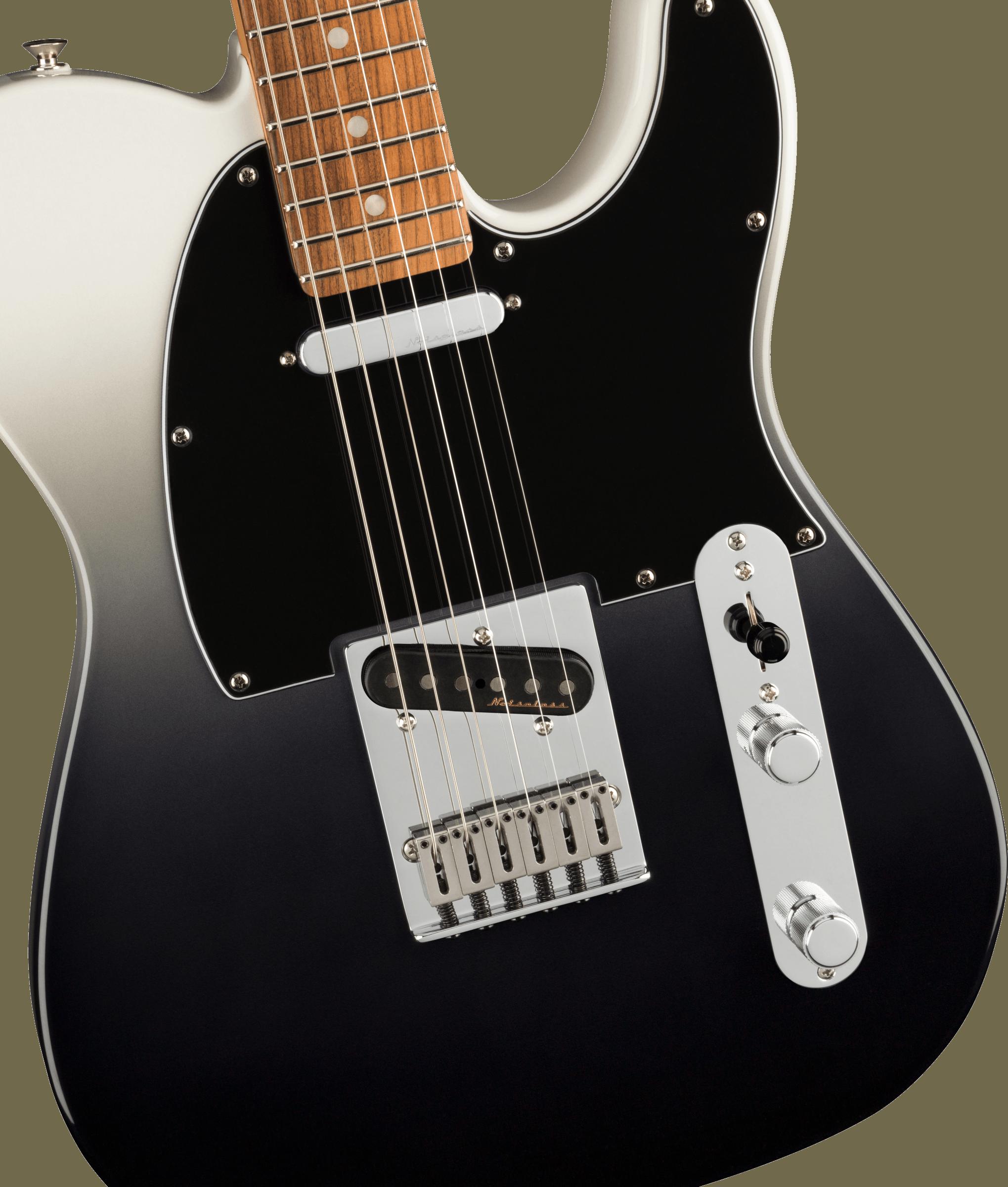Fender Player Plus Telecaster - Silver Smoke