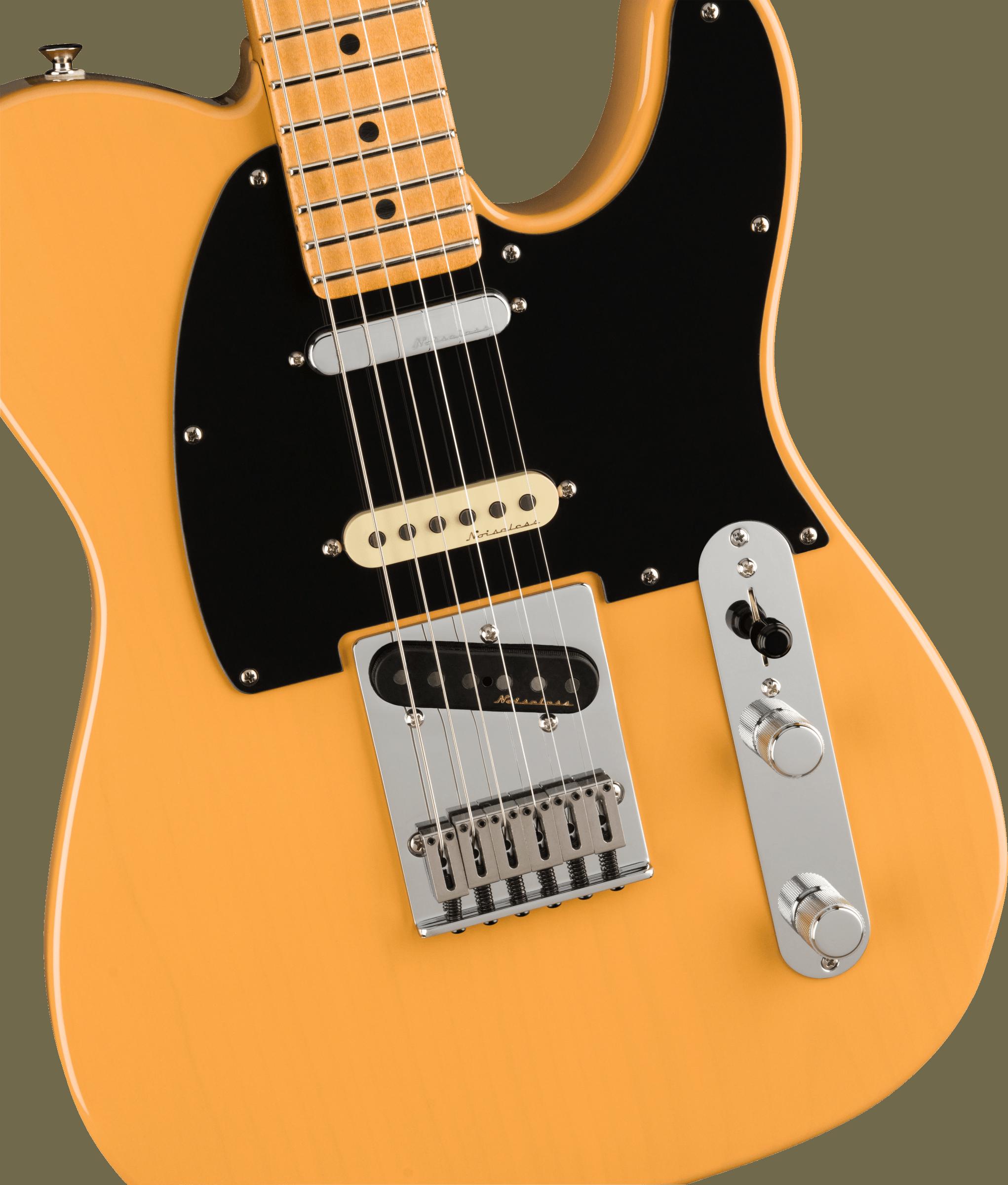 Fender Player Plus Nashville Telecaster -Butterscotch Blonde