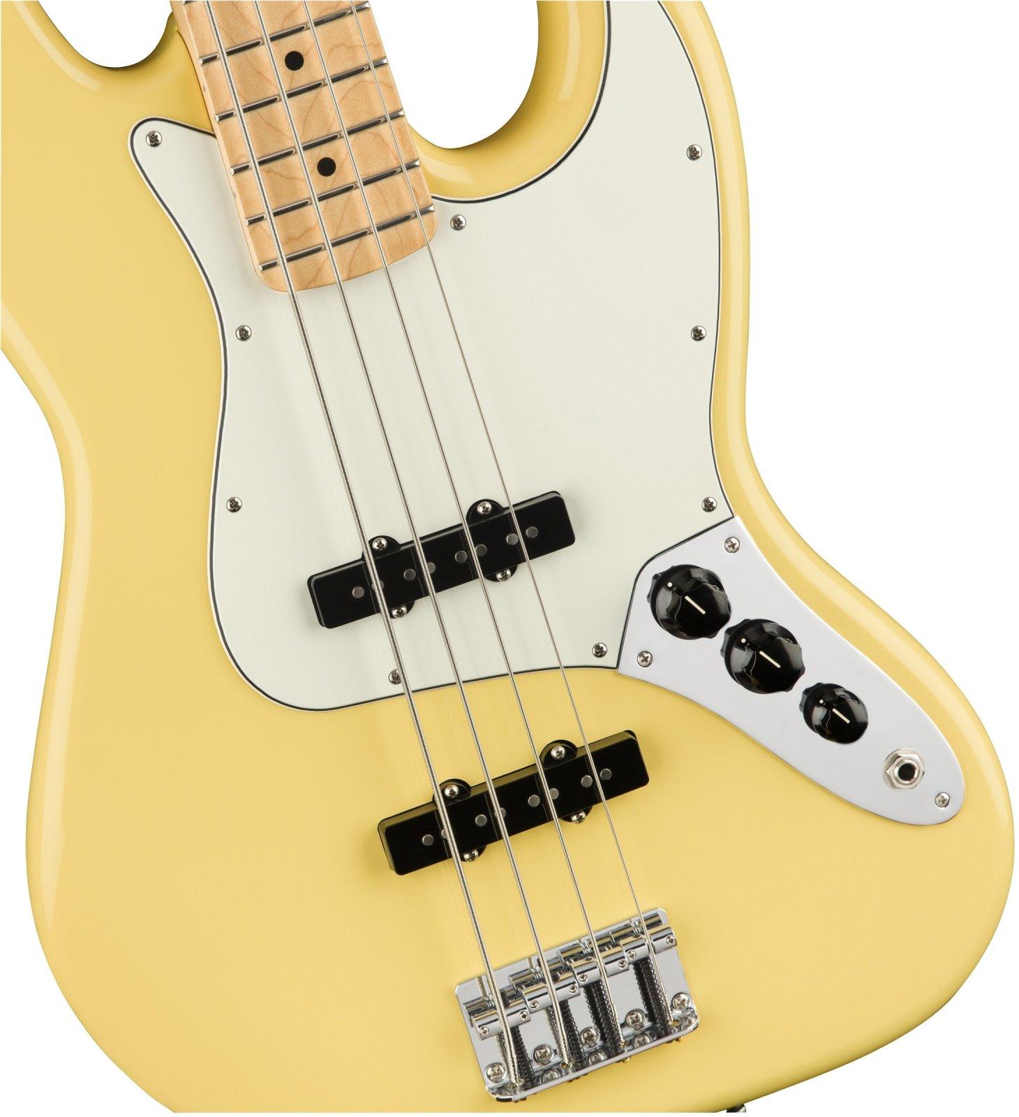 Fender Player Series Jazz Bass - Buttercream