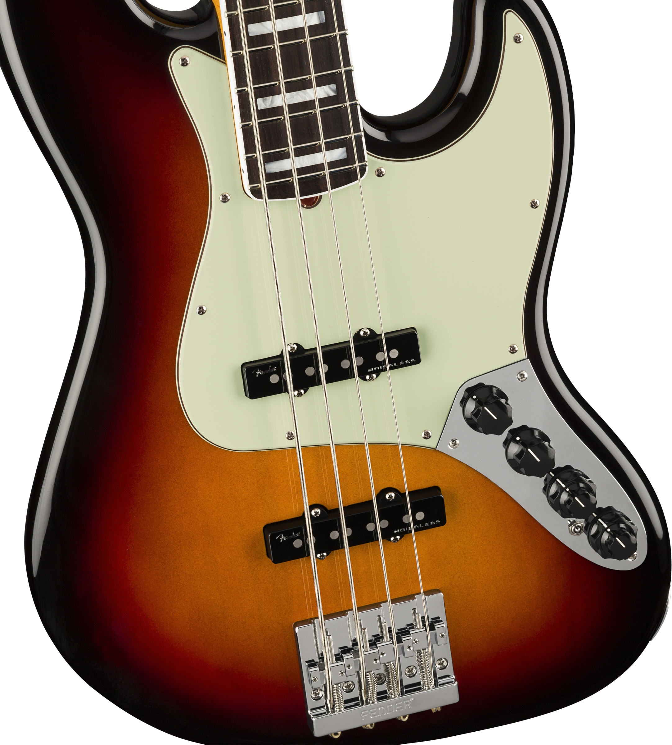Fender American Ultra Jazz Bass - Ultra Burst