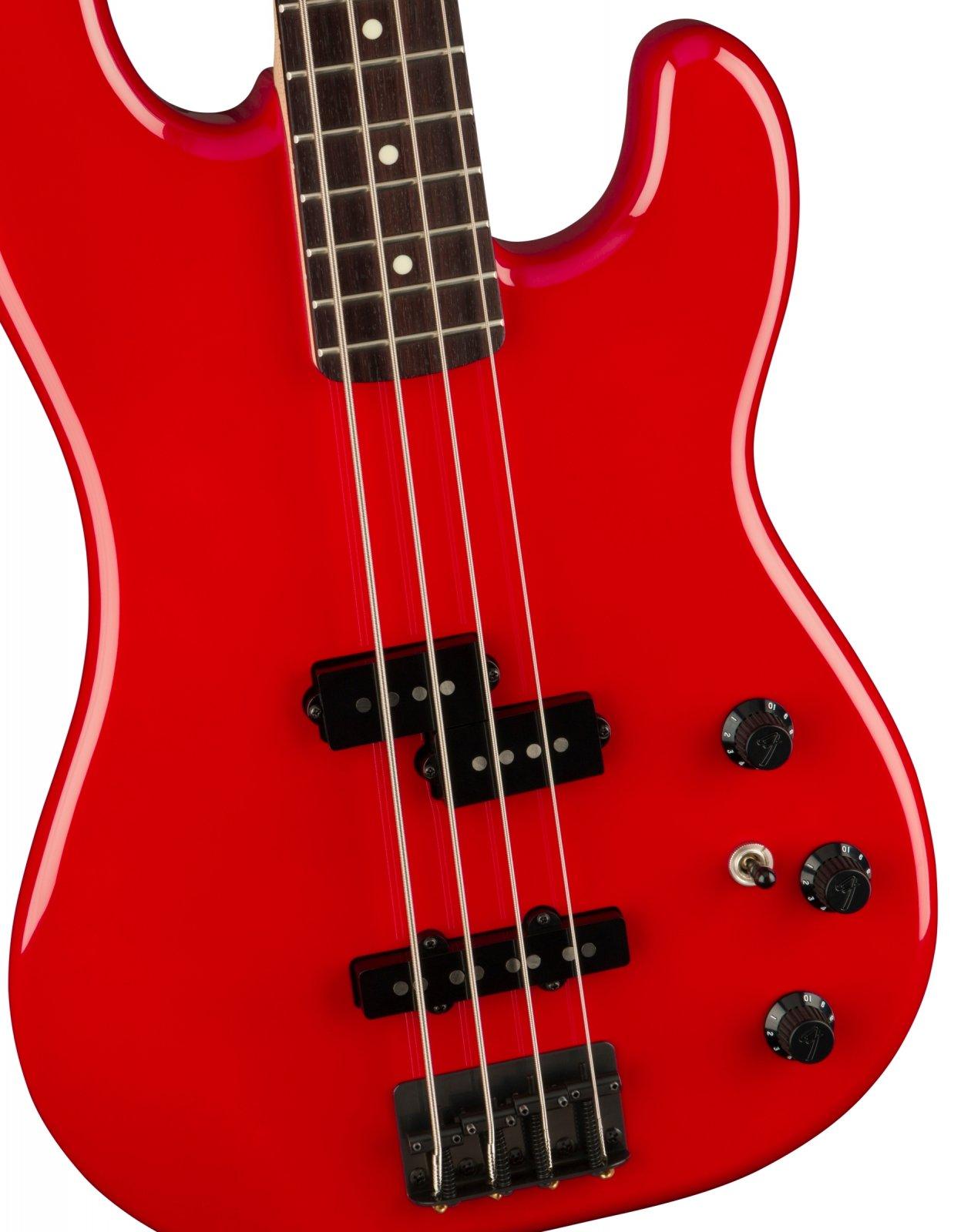 Fender Boxer Series Precision - Bass Torino Red