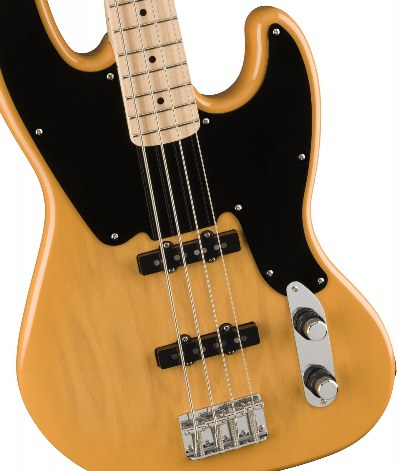 Squier Paranormal Jazz Bass '54 - Butterscotch Blonde (scratch and dent)