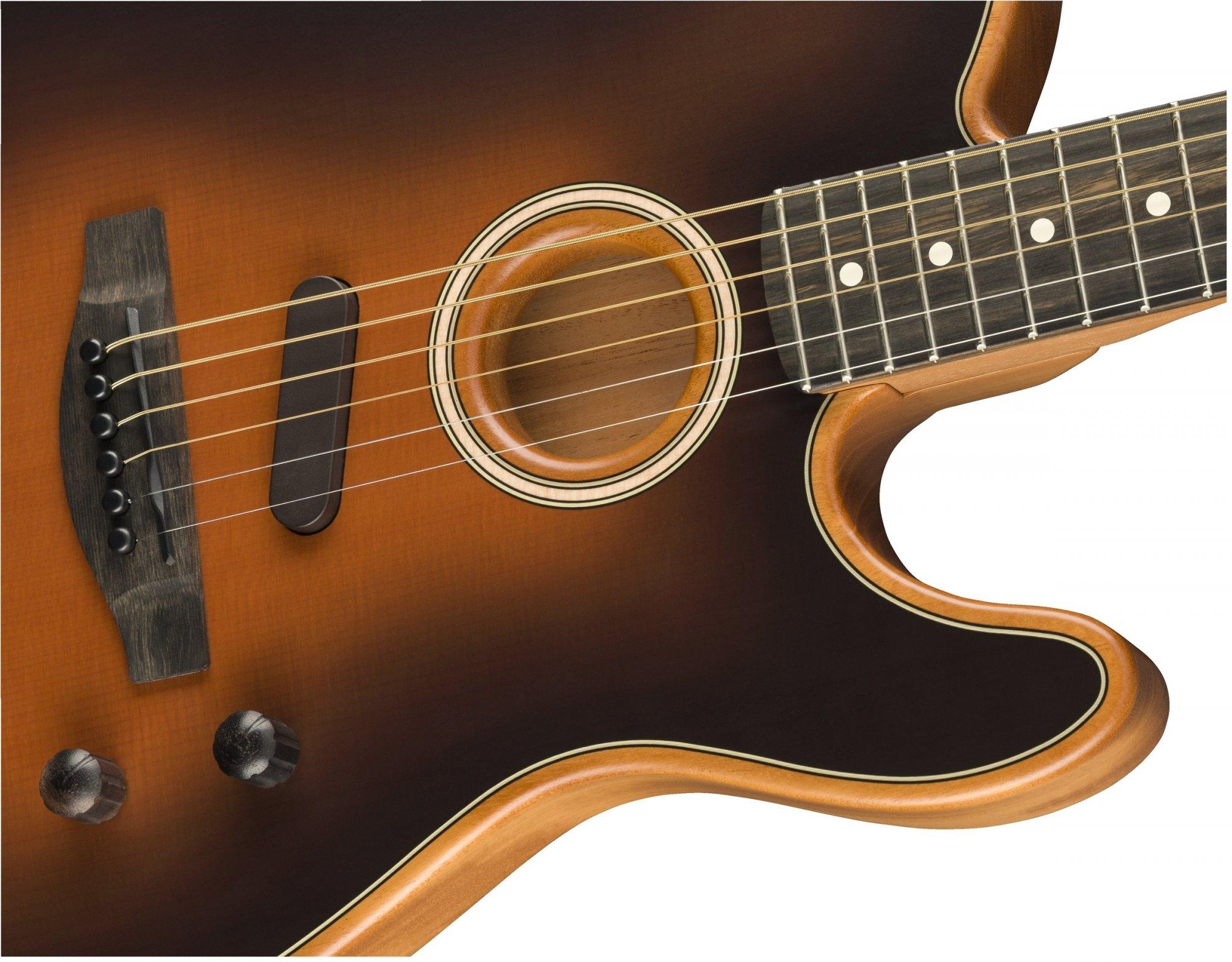 Fender Acoustasonic Telecaster - Sunburst