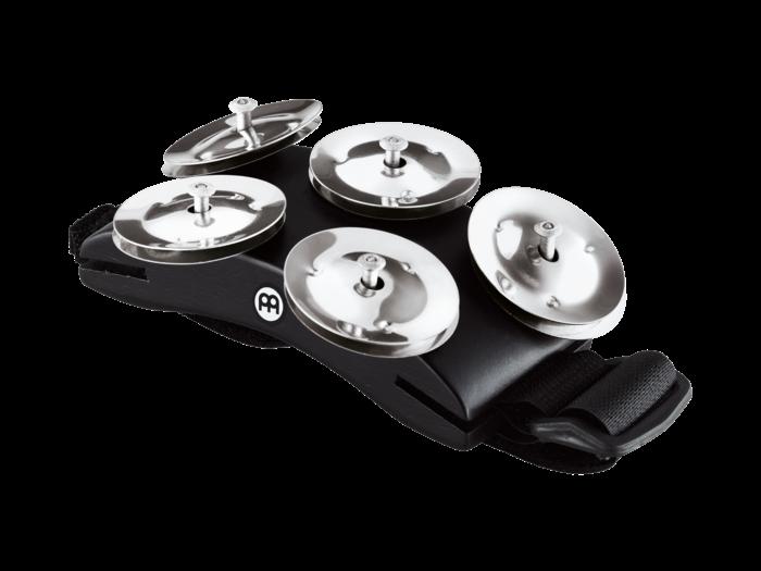 Meinl CFT5-BK Cajon Foot Tambourine