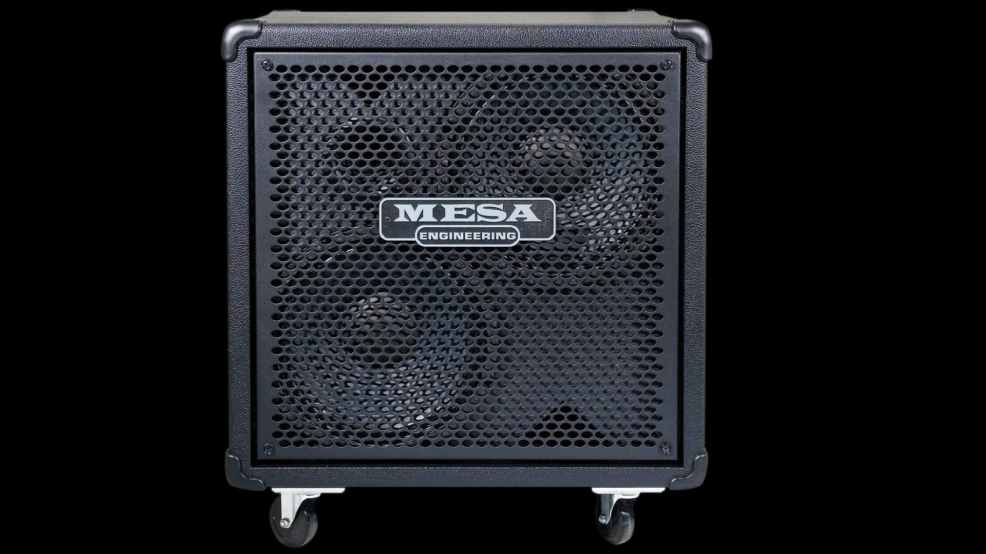 Mesa Boogie 2x12 Standard PowerHouse Bass Cabinet