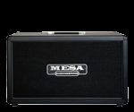 Mesa Boogie 2x12 Horizontal Rectifier Cabinet - Black