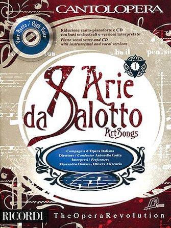 Art Songs: Cantolopera Series High Voice