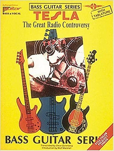 Tesla - The Great Radio Controversy Bass Guitar Series