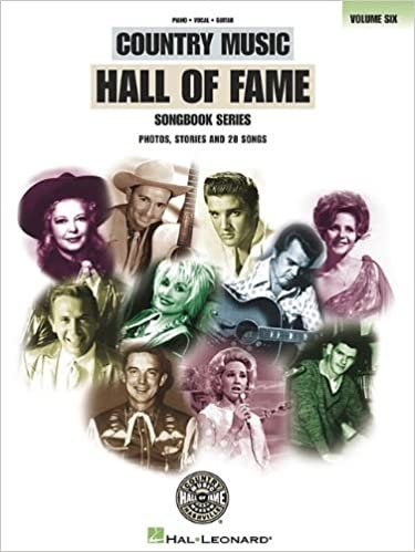 Country Music Hall of Fame Songbook Series Volume Six