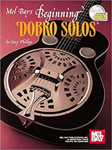 Mel Bay's Beginning Dobro Solos (CD)