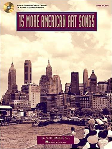15 American Art Songs