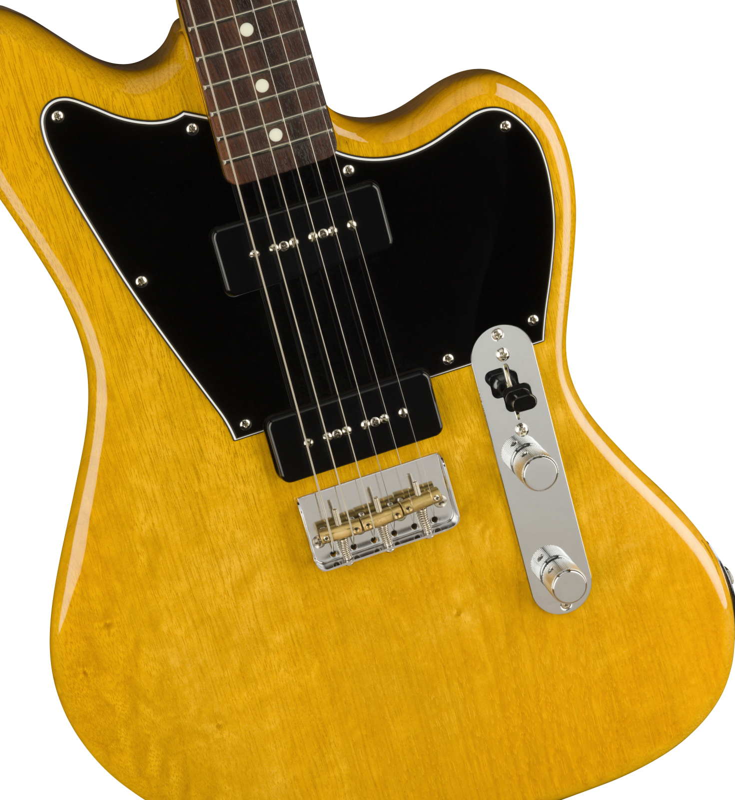Fender Limited Edition Offset Tele - Korina