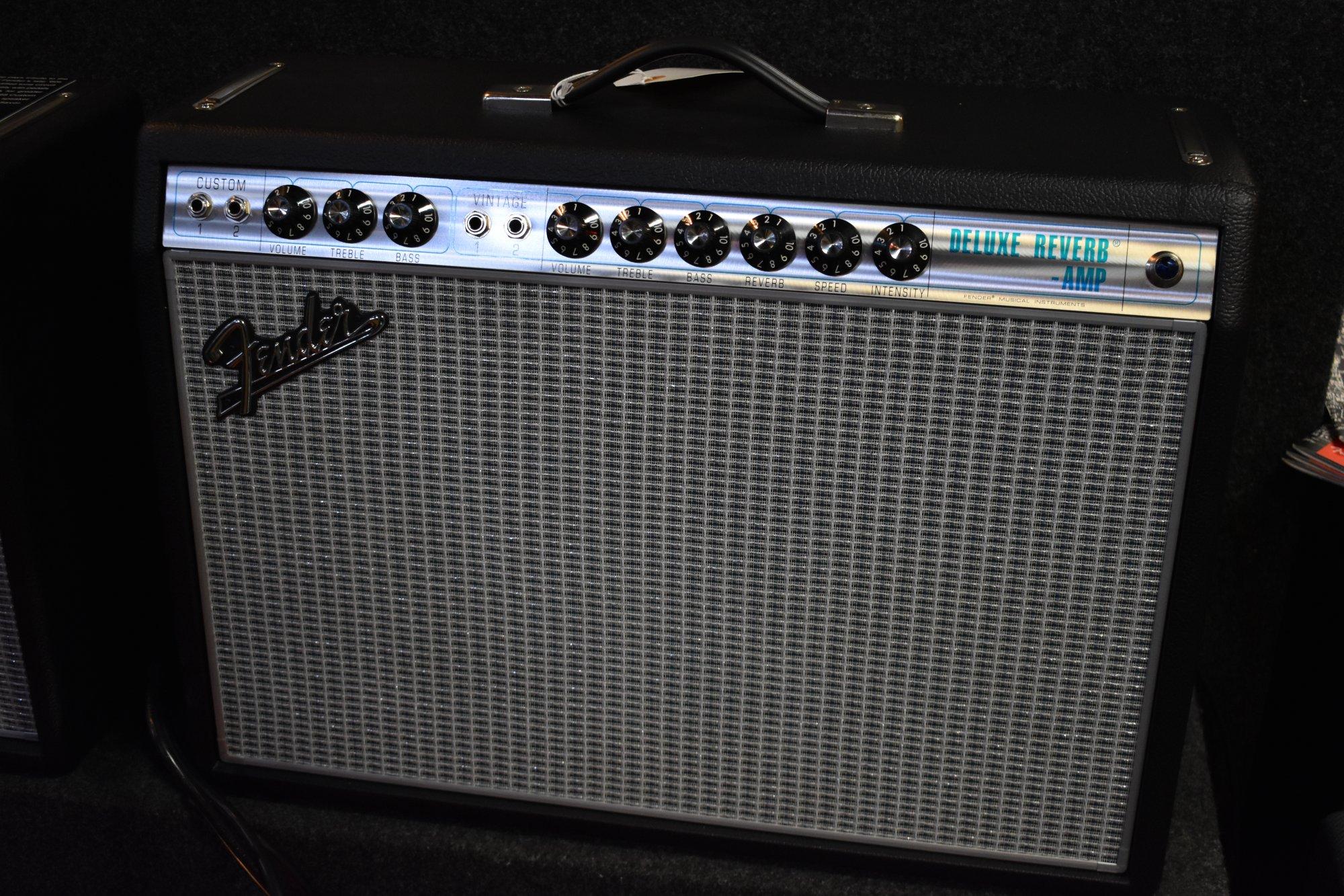 Fender FSR '68 Custom Deluxe Reverb Pine Neo