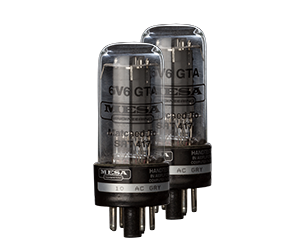 Mesa Boogie 6V6GTA/STR417 Duet Power Tubes