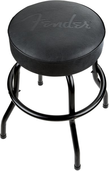 Fender Blackout 24 Bar Stool