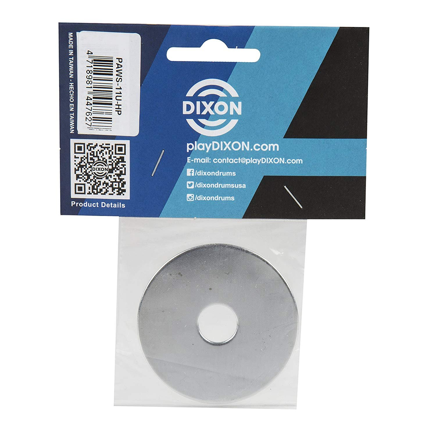 Dixon PAWS-11U-HP Hi-Hat Metal Cup Washer