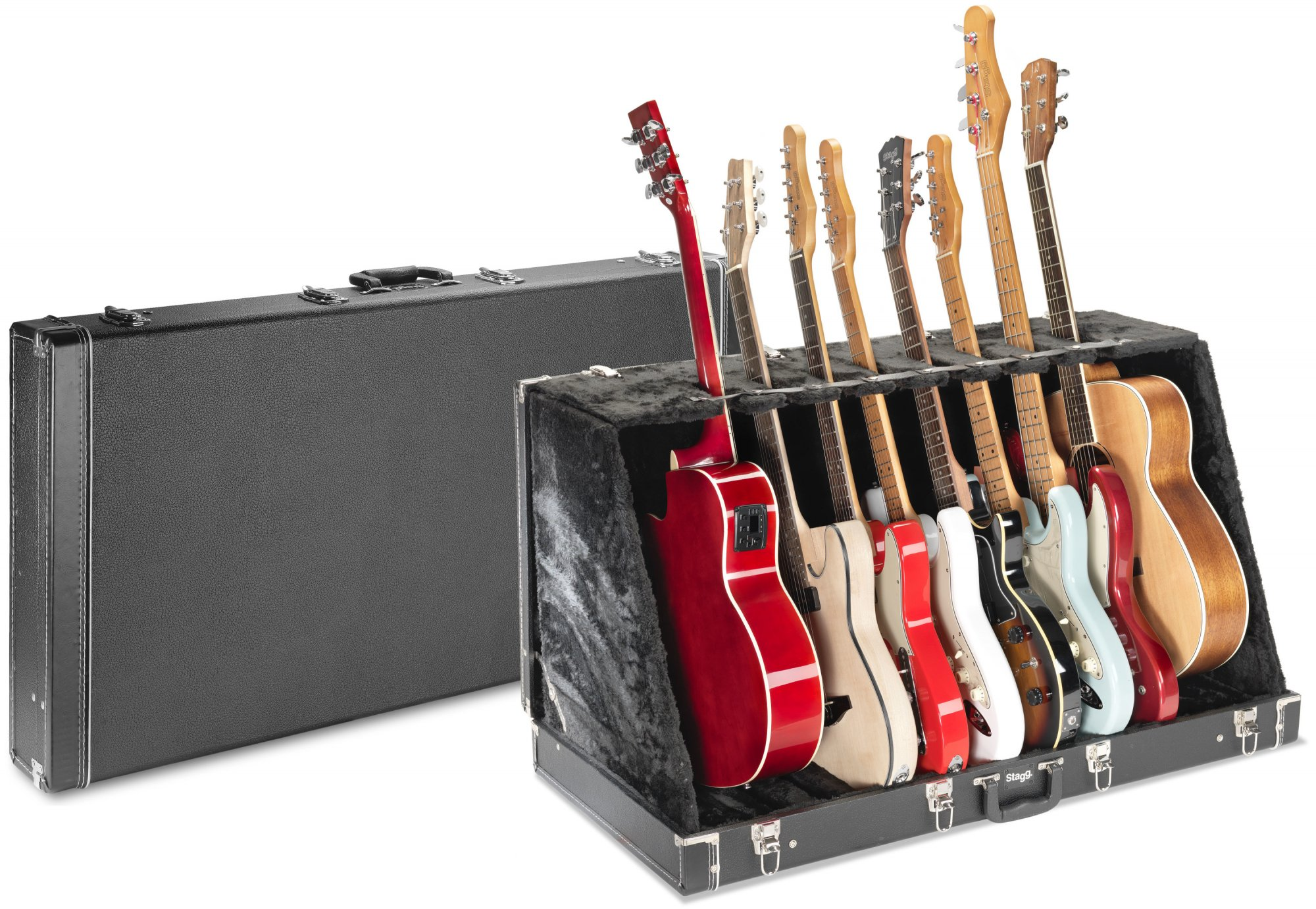 Stagg GDC-8 Guitar Case Stand