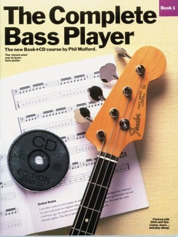 The Complete Bass Player Book 1 (CD)