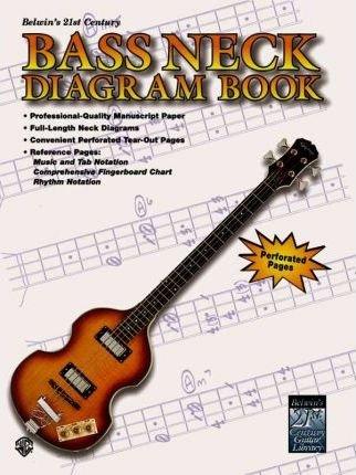 Bass Neck Diagram Book