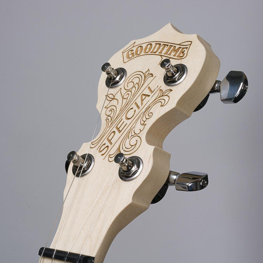 Deering Goodtime Special 5-String w/Resonator