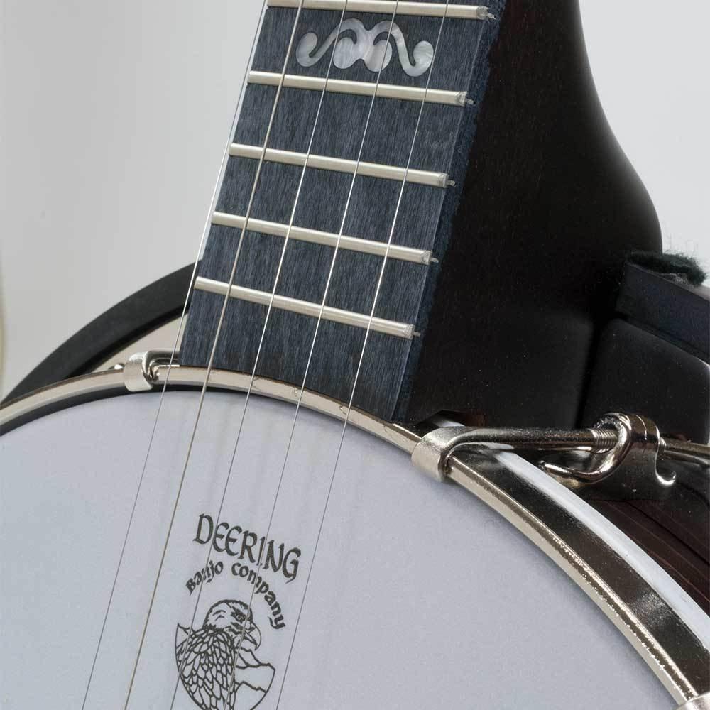 Deering Artisan Goodtime Two 5-String w/Resonator - 840394012568