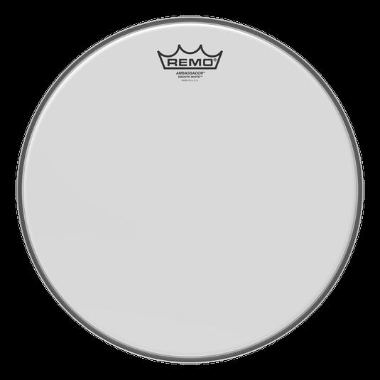 Remo 13 Ambassador Smooth White [BA-0212-00]