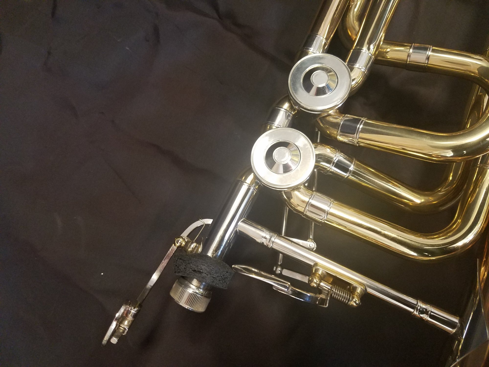 Conn 112 H Double Rotor Bass Trombone