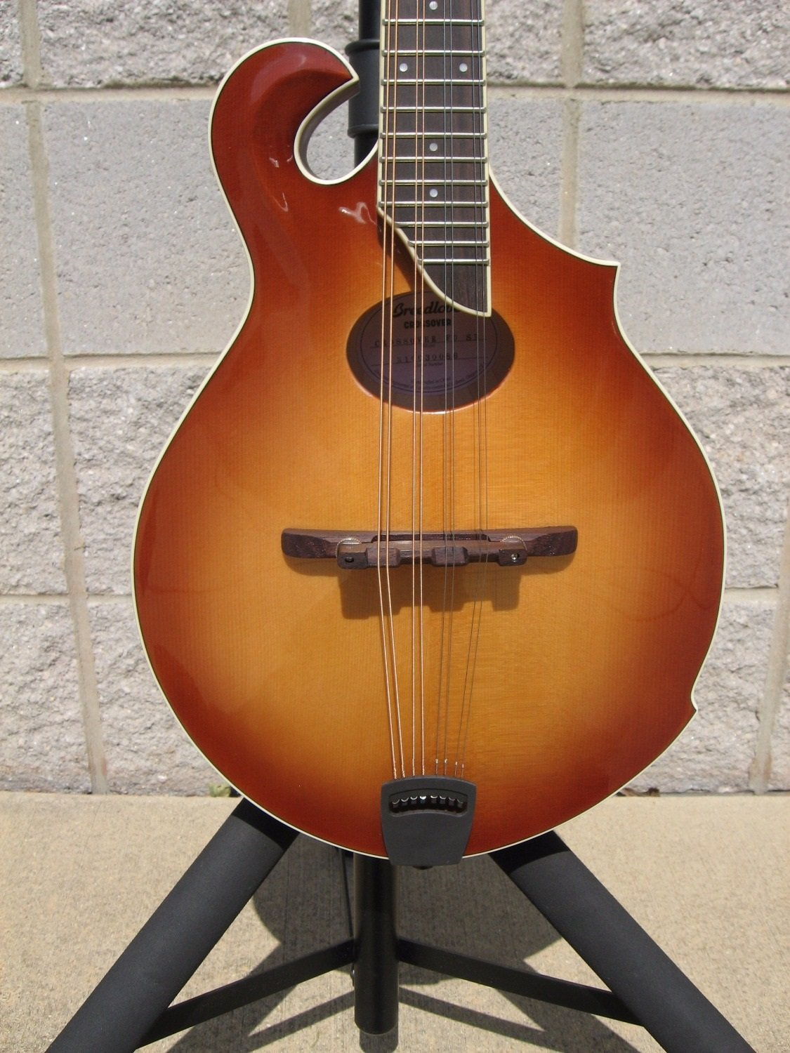 Breedlove Crossover FO Sunburst