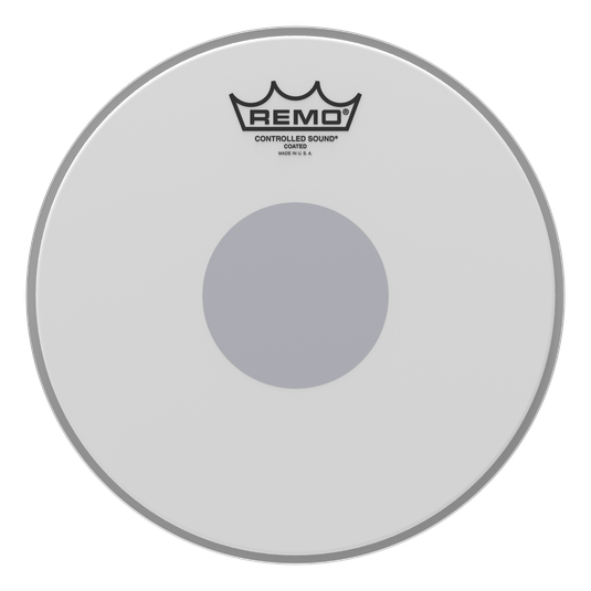Remo 10 Controlled Sound Coated [CS-0110-10]