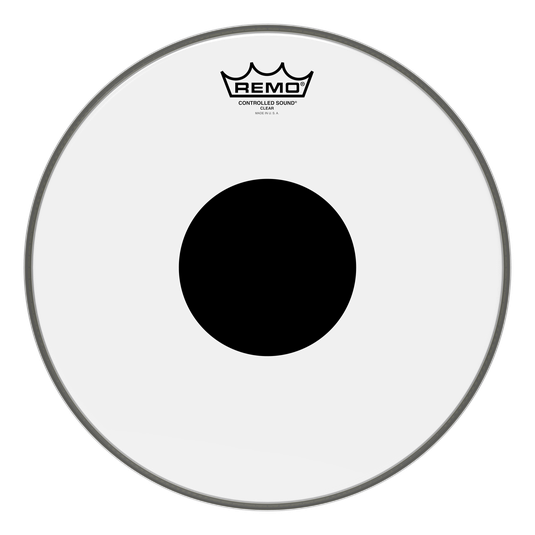 Remo 13 Controlled Sound Clear [CS-0313-10]